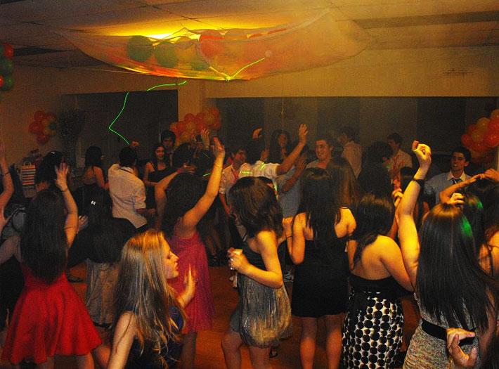 musica para animar fiestas: